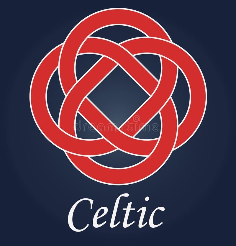 celtic vektor illustrationer