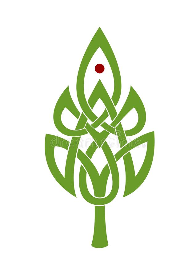 Celtic Symbol Knot Stock Vector Illustration Of Irish 71139395