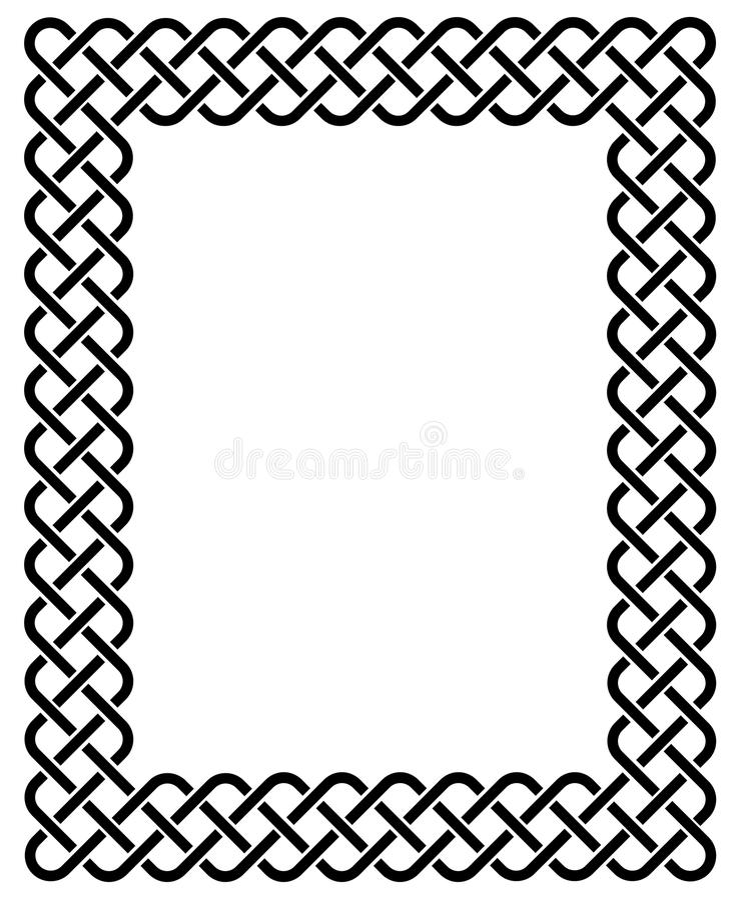 Celtico-struttura royalty illustrazione gratis