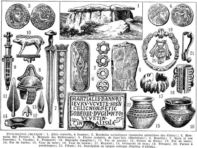 Celtique (civilisation) Free Public Domain Cc0 Image