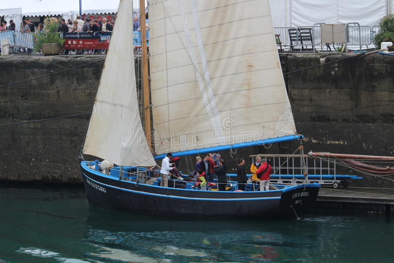 Celtycki morze zdjęcia stock