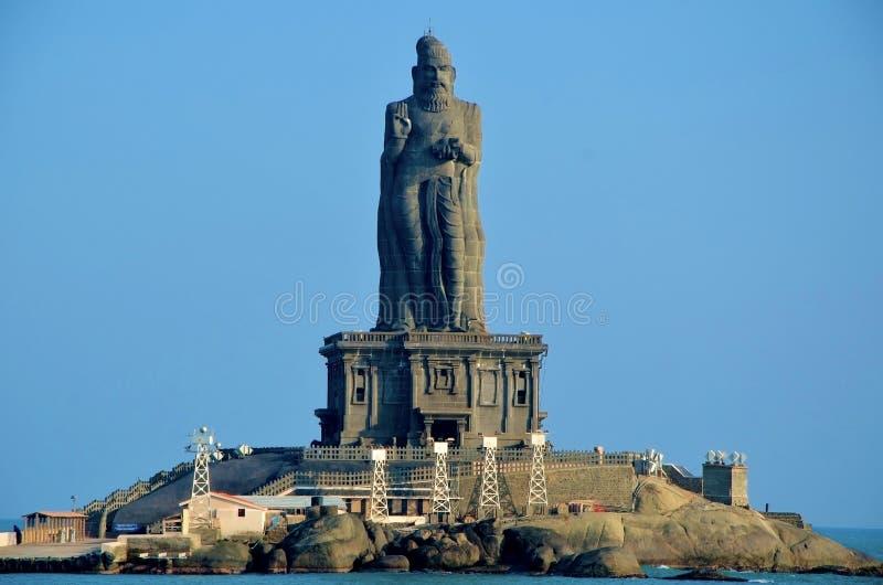 Celui avec la statue photographie stock libre de droits