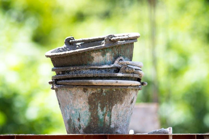 Download Cement photo stock. Image du main, outil, home, bloc - 45367242