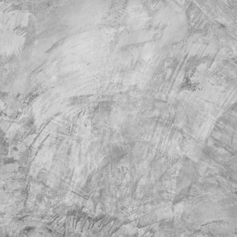 Cement en concrete muurachtergrond stock afbeeldingen