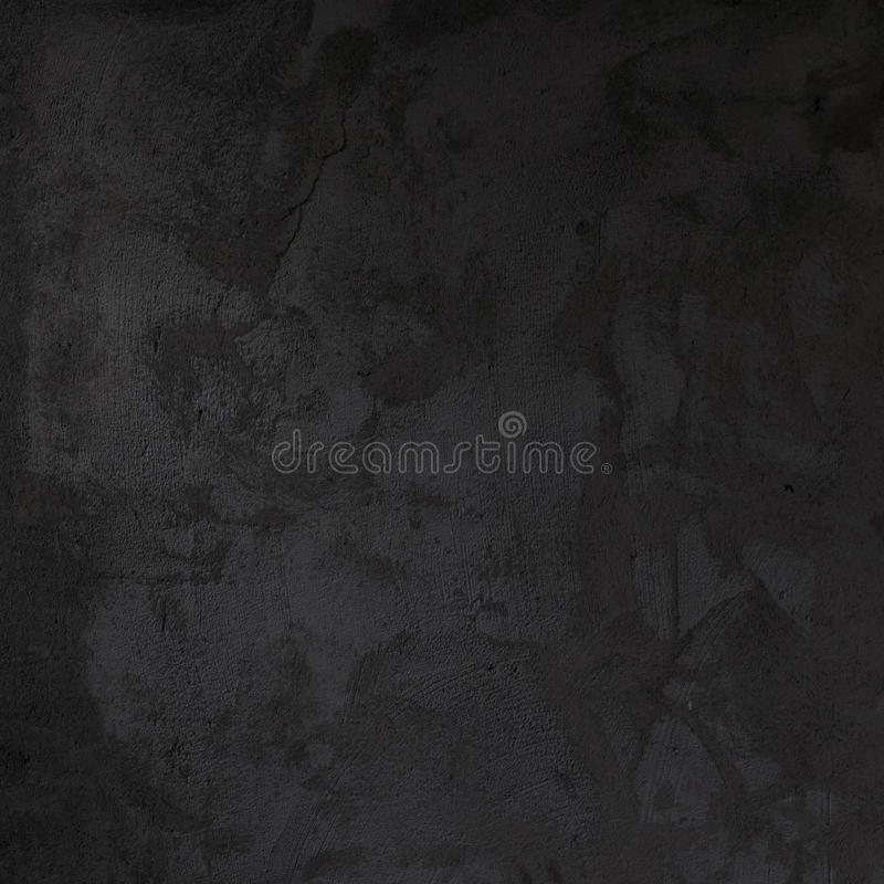 Free Cement Mortar Black Wall, Concrete Texture Stock Photos - 64065373