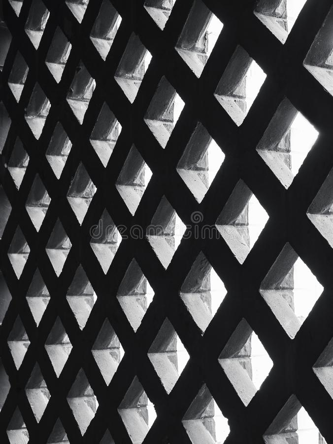 Free Cement Panel Wall Pattern Shade Lighting Architecture Details Stock Image - 141150971
