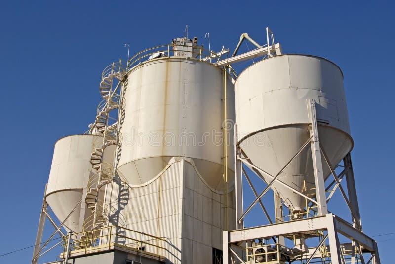 Cement Plant stock photos