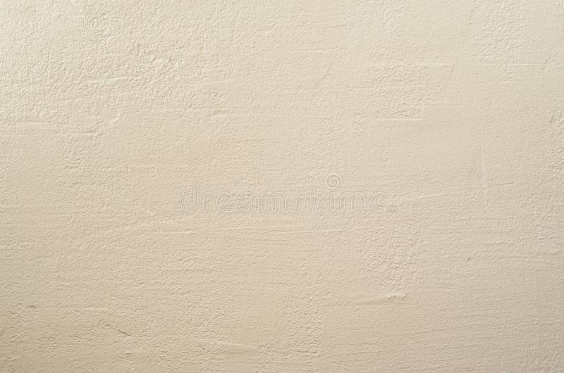 Plaster Wall Background. Cement Plaster Wall Texture. Clear Blank Background stock image