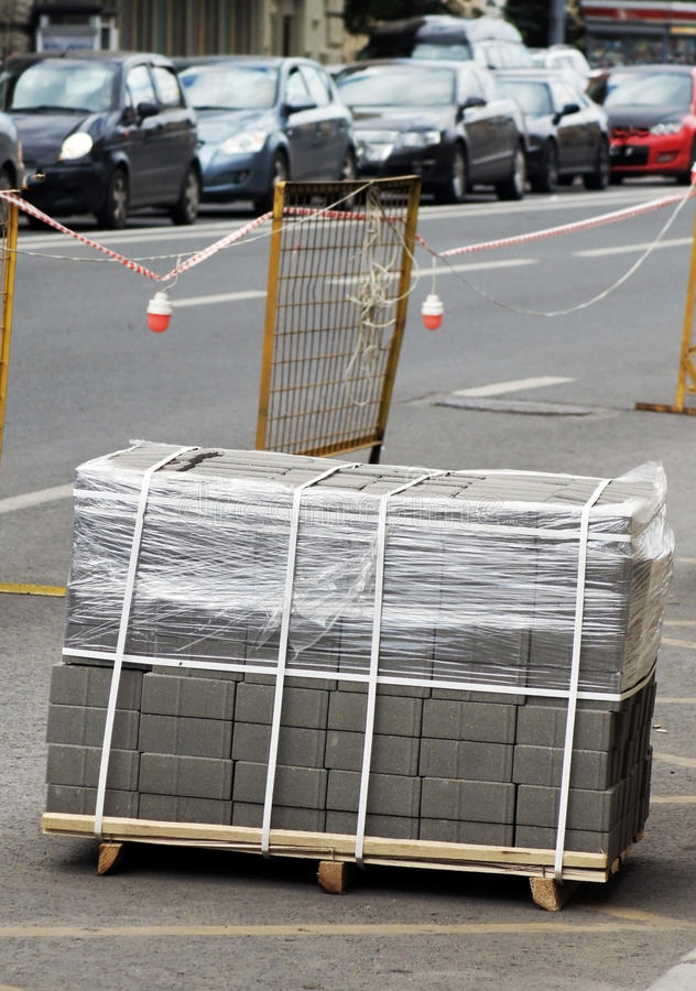 Download Cement plates stock photo. Image of construction, smooth - 22009274