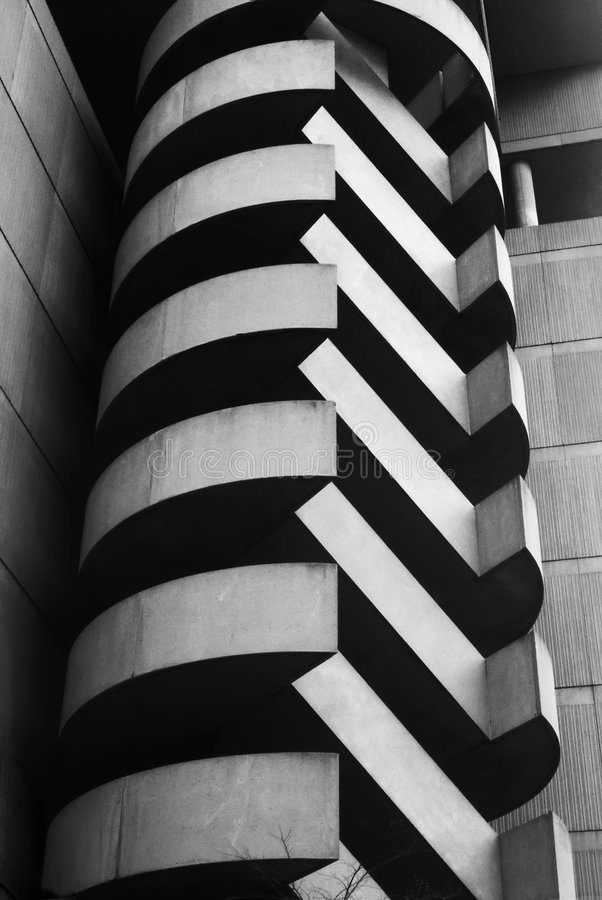 Download Cement Stairs B Royalty Free Stock Images - Image: 3283039