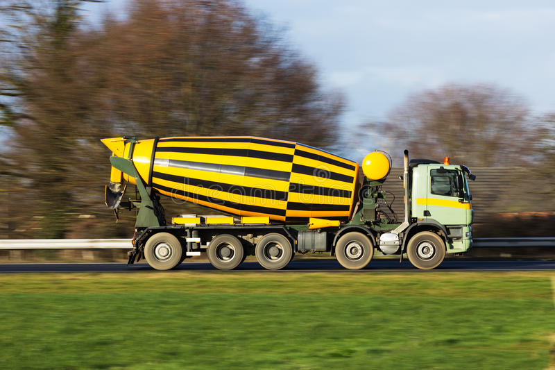 Download Cement truck stock photo. Image of equipment, labor, industrial - 23047960