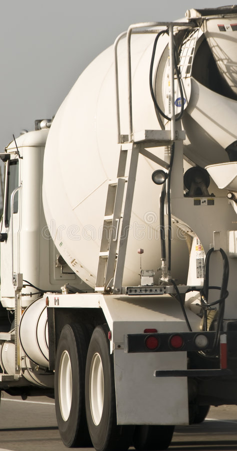 Download Cement truck stock photo. Image of deliver, mixer, construction - 5921650