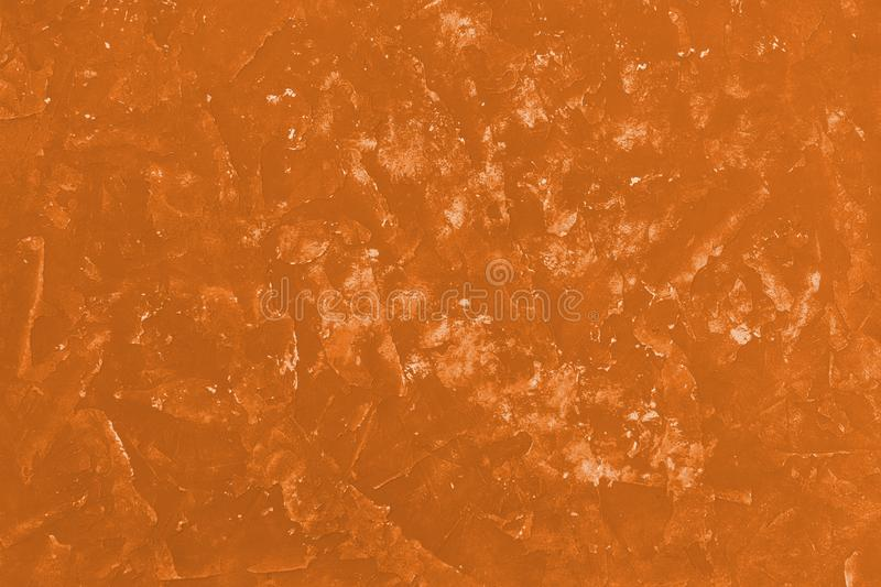 Cement wall of background & texture Close-up. Toning in autumn stock photo