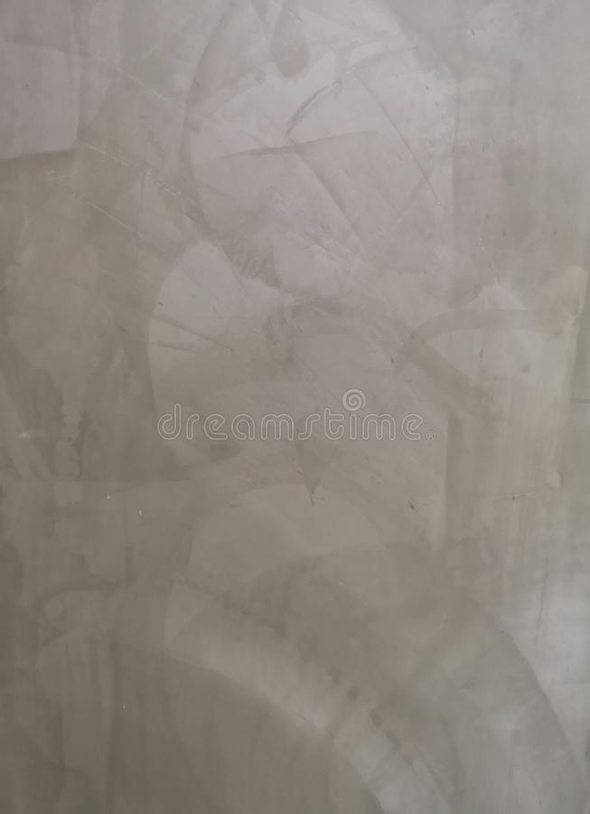 Surface cement wall concrete gray color texture background wallpaper Plastering pattern royalty free stock photo