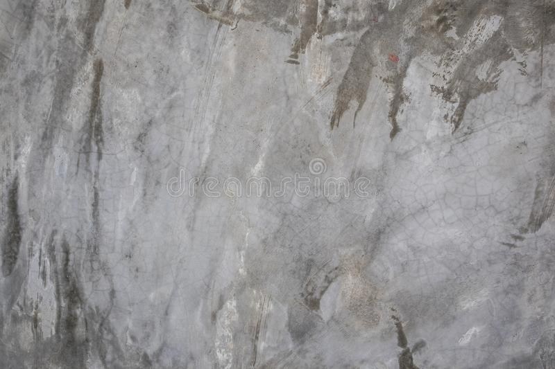 Cement wall concrete polished texture background. Loft style stock image