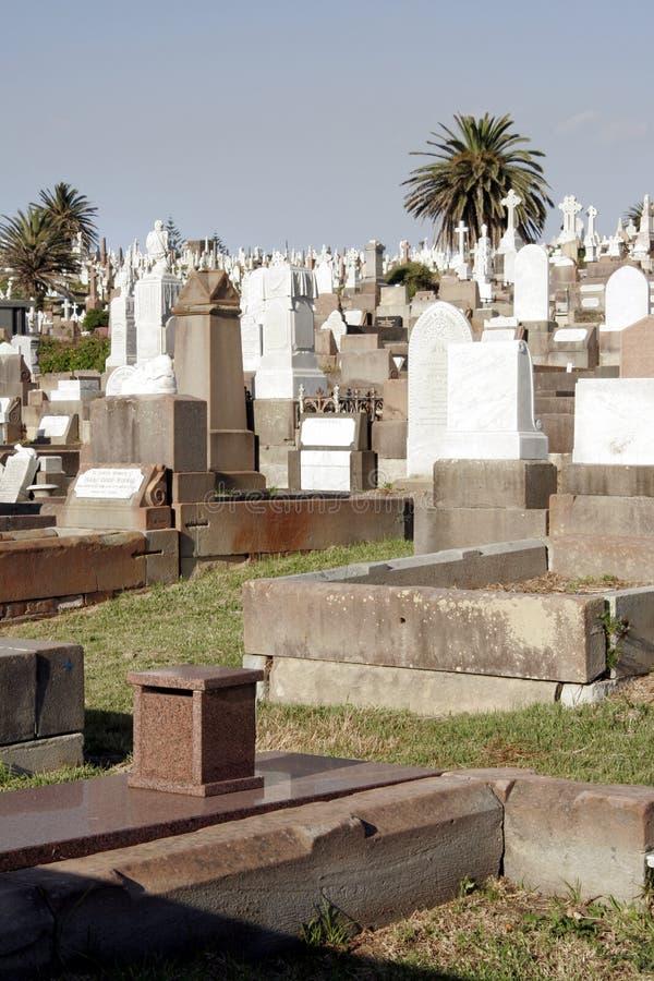 Cementerio imagenes de archivo