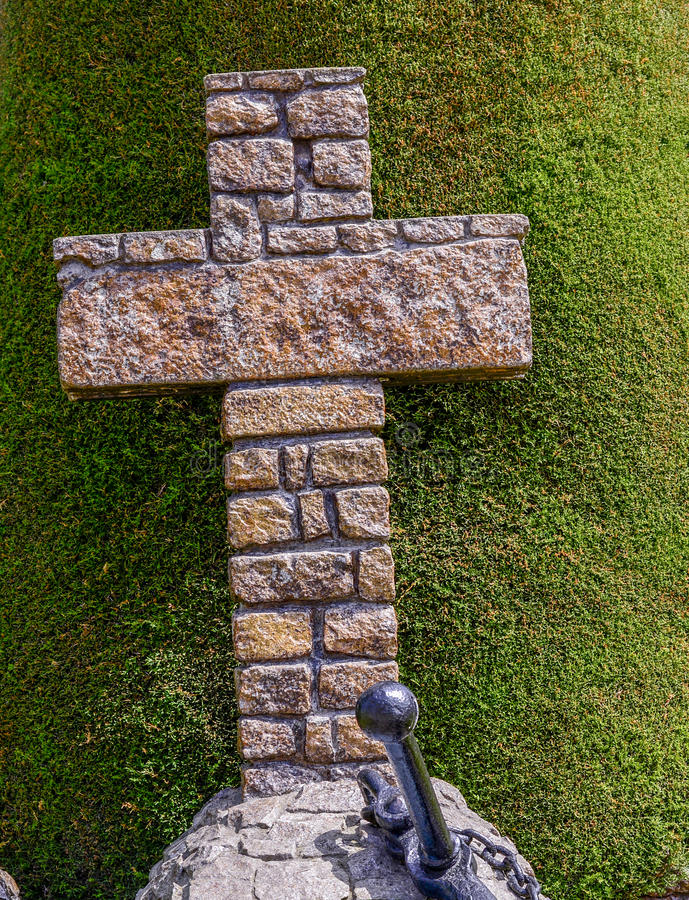 Download Cementerio imagen de archivo. Imagen de cementerio, guárdese - 64203135