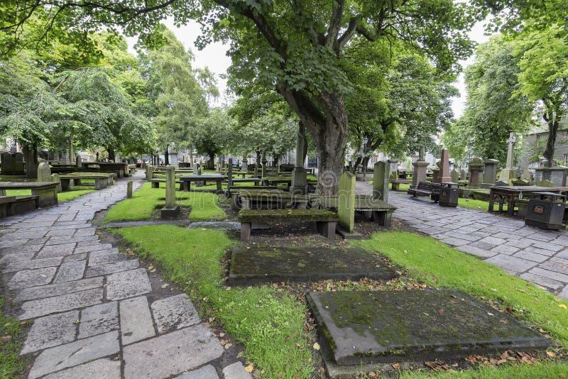 Cementerio antiguo fotos de archivo libres de regalías