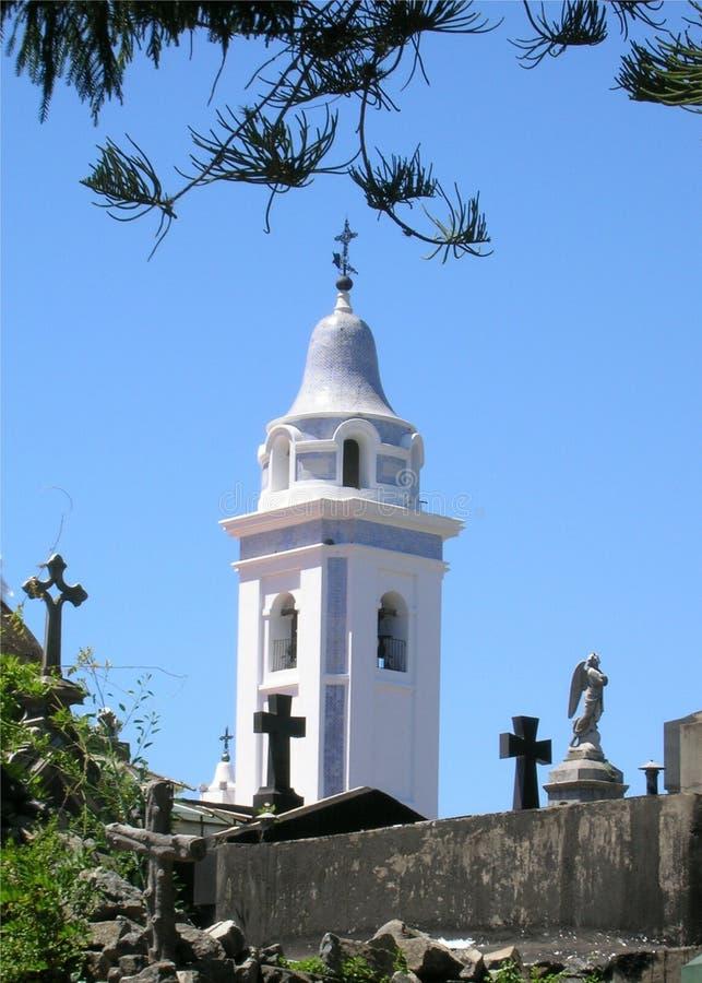Cementerio de la catedral imagen de archivo