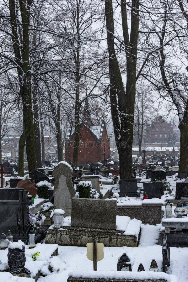 Cementery στοκ φωτογραφίες με δικαίωμα ελεύθερης χρήσης