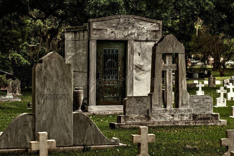Cementery imagem de stock royalty free