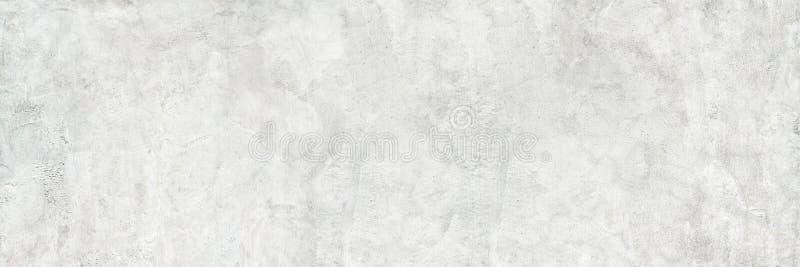 cemento bianco orizzontale e struttura concreta per il modello ed il fondo fotografia stock libera da diritti