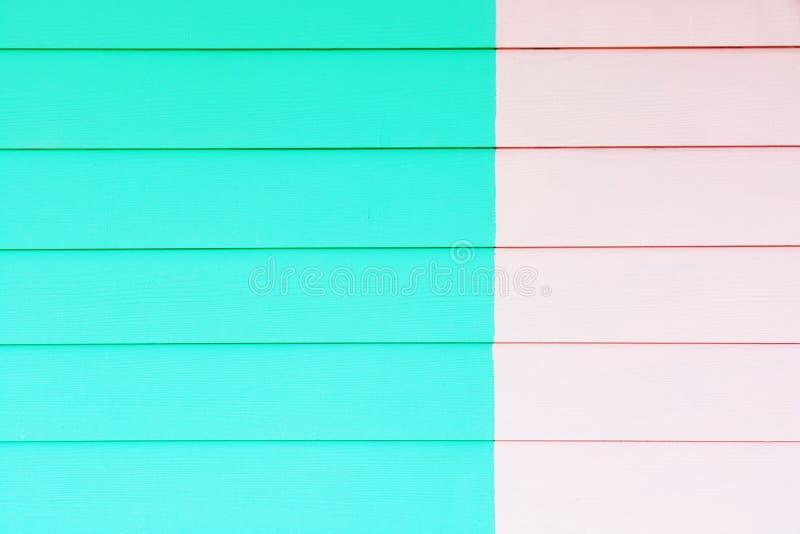 Cemento d'annata della fibra o parete di legno artificiale dipinta fotografie stock libere da diritti