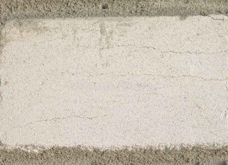 Cemento della parete di pietra fotografie stock
