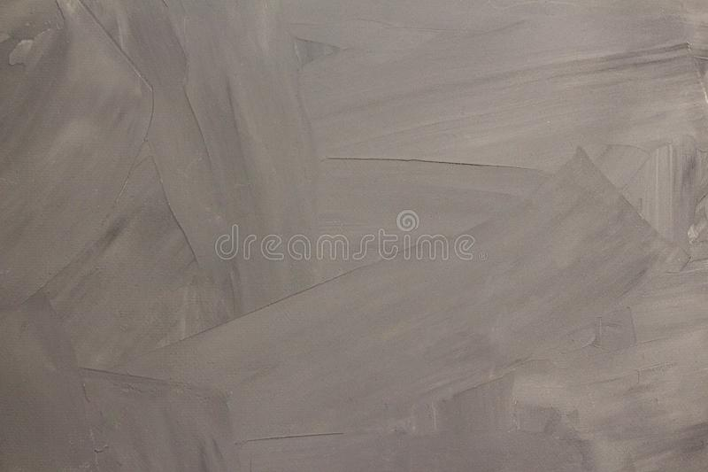 Cemento estilizado o yeso del fondo gris abstracto imagen de archivo libre de regalías