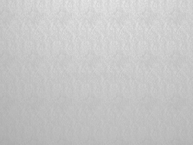 Cemento leggero che intonaca struttura della parete illustrazione vettoriale