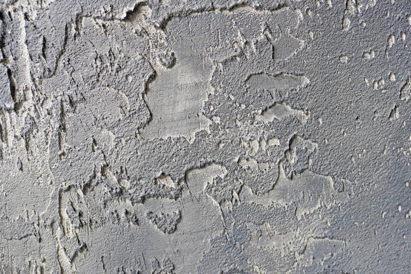 Cemento o muro de cemento gris viejo El Grunge enyes? el fondo texturizado estuco imagenes de archivo