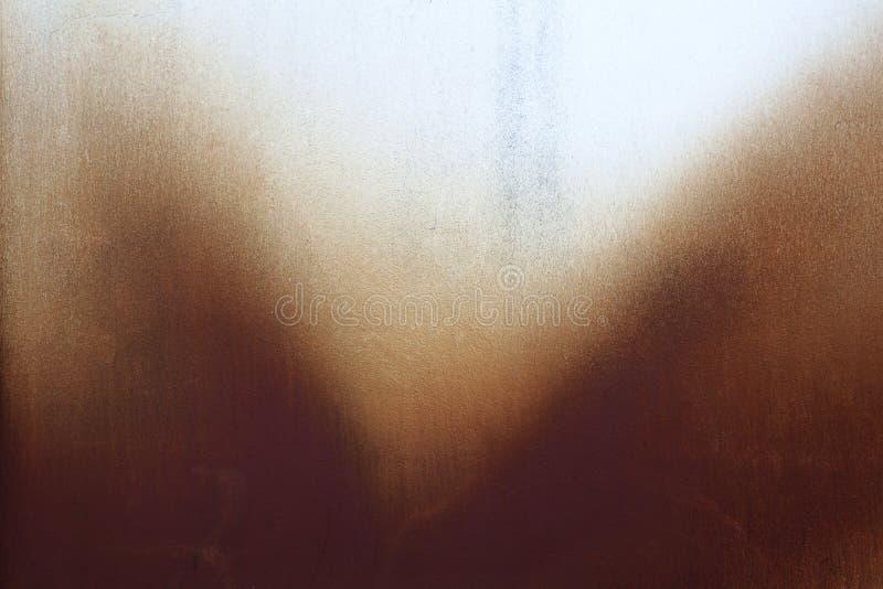 Cemento viejo del grunge amarillo del moho foto de archivo libre de regalías