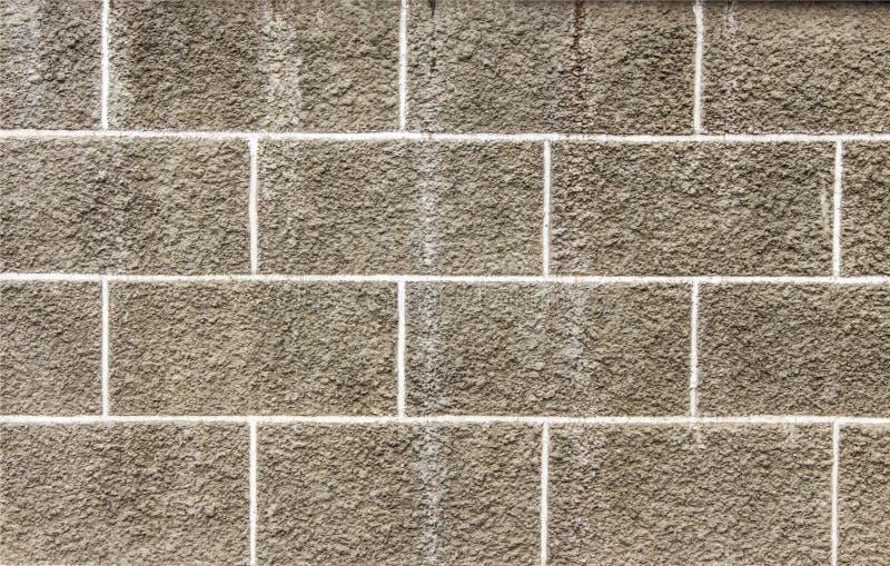 Cementowa tynk ściana obrazy royalty free