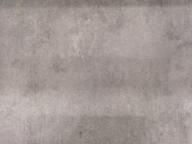 Cementowej ściennej betonowej powierzchni tekstury materialne szarość barwią tło fotografia stock