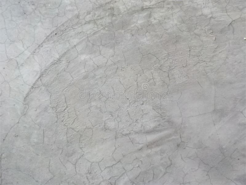 Cementowej starej tekstury biały kolor zdjęcia stock