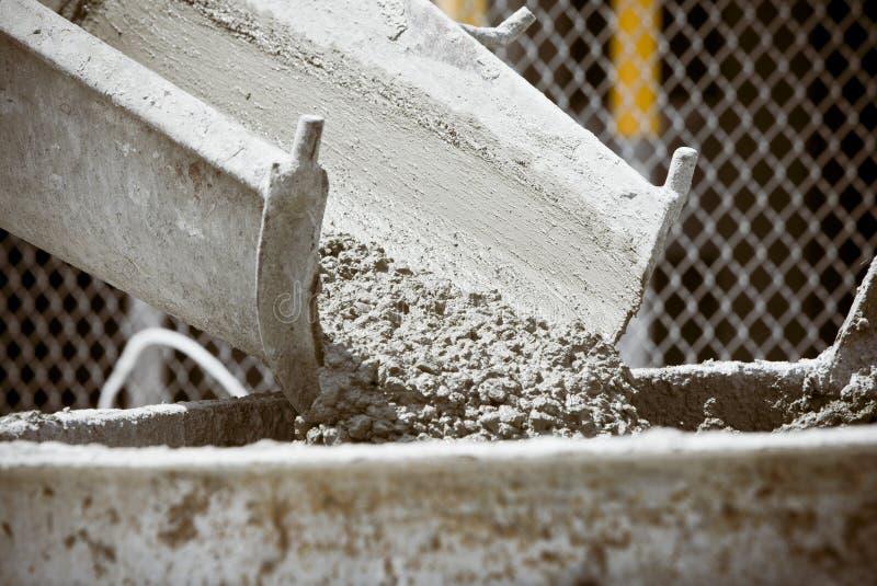 cementowy beton obraz stock