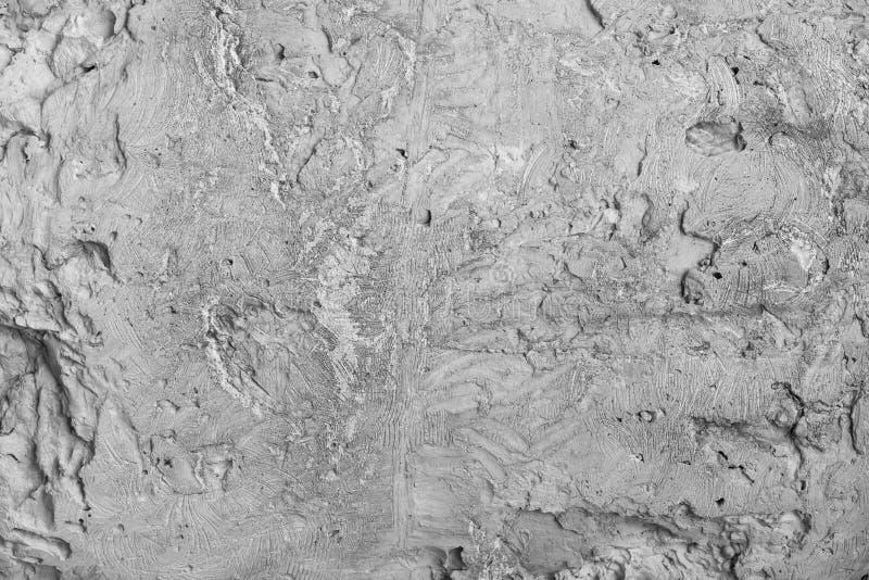 Cementowy lub betonowy tekstury use dla tła zdjęcie stock