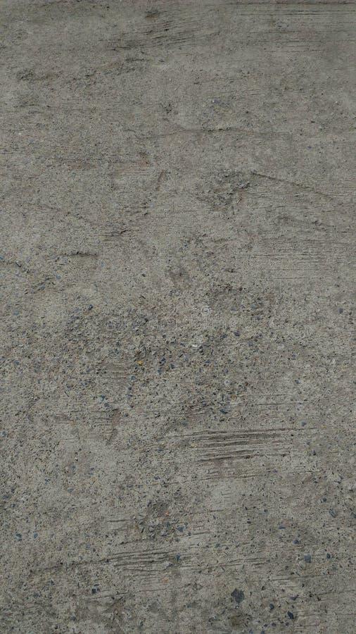 Cementowy podłogowy Pionowo obrazek obrazy stock