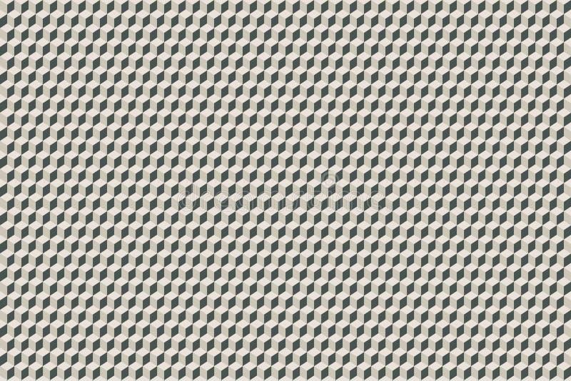Cementtegelplattabakgrund royaltyfri illustrationer