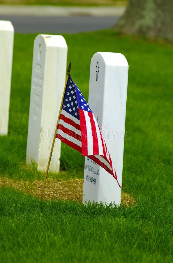 Download Cemetary 3 stock image. Image of burial, service, headstones - 119221