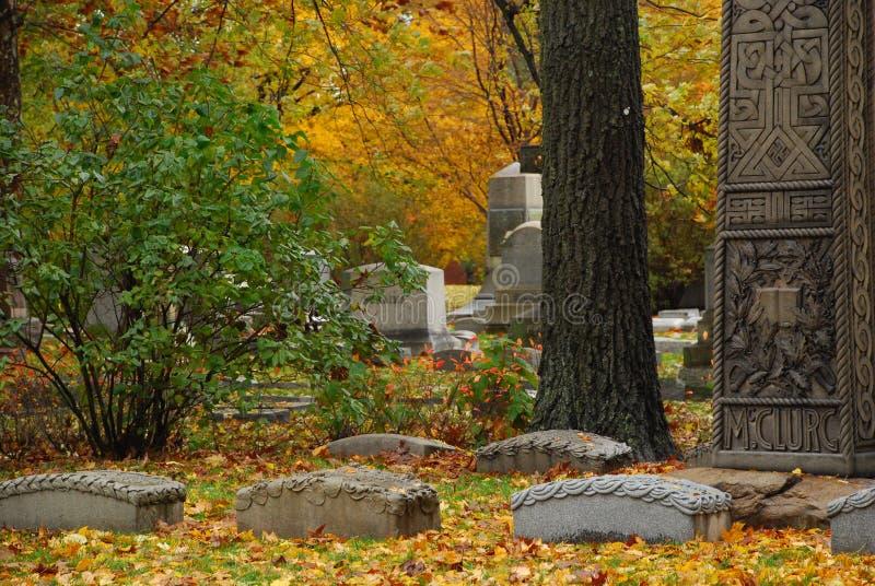 Cemetery1 fotografia stock libera da diritti