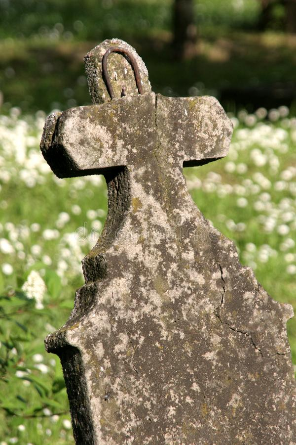 Download Cemetery stock photo. Image of thrilling, damage, detail - 874242