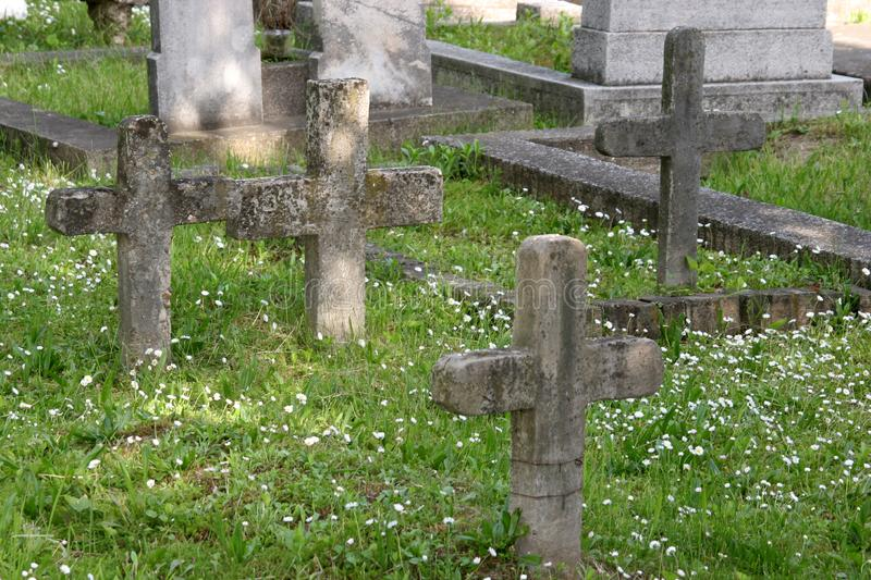 Download Cemetery stock image. Image of grass, dead, family, cemetery - 874367