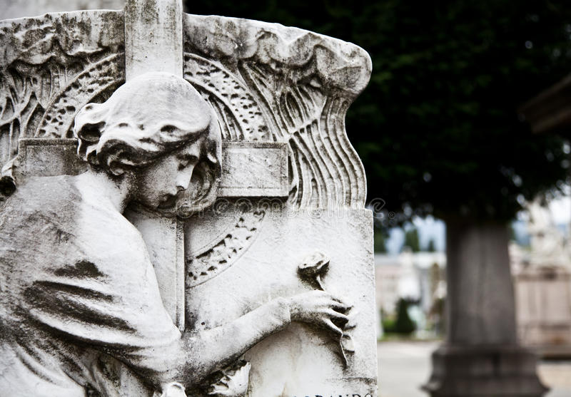 Download Cemetery Architecture - Europe Stock Image - Image of grave, marble: 26855235