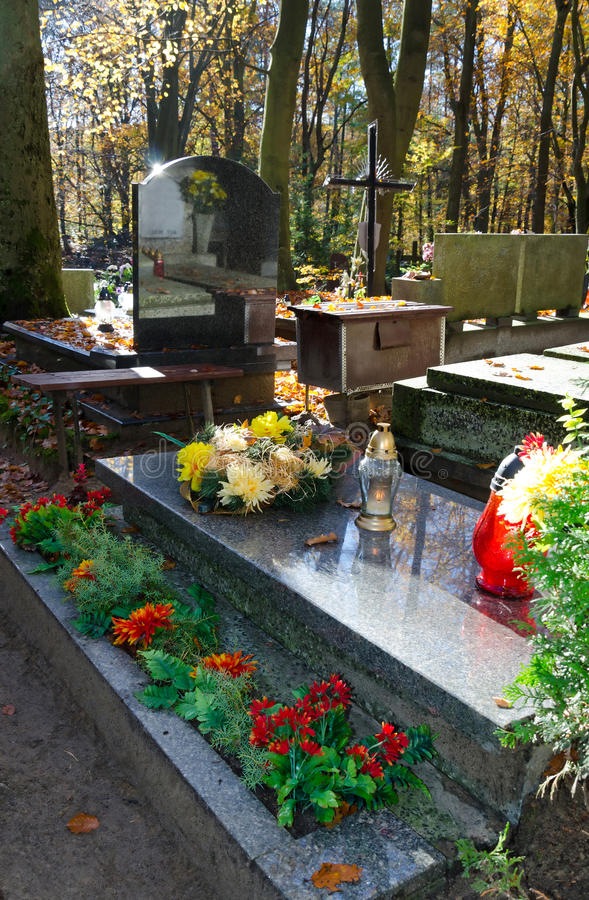 Download Cemetery decorations stock image. Image of religion, decoration - 27406471