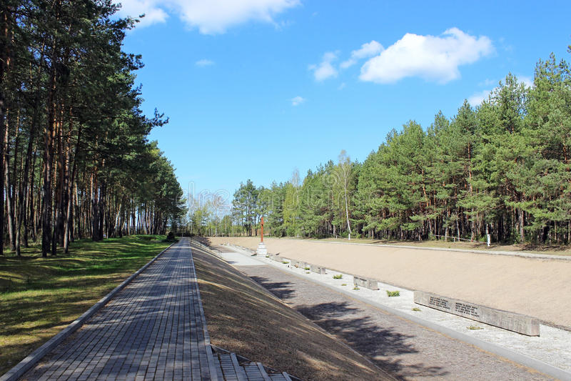 Cemetery in Mniszek, II World War.