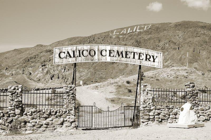Cemitério Da Chita Imagens de Stock Royalty Free
