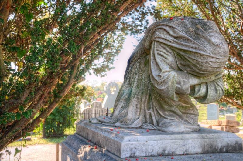 Cemitério de Hollywood imagem de stock