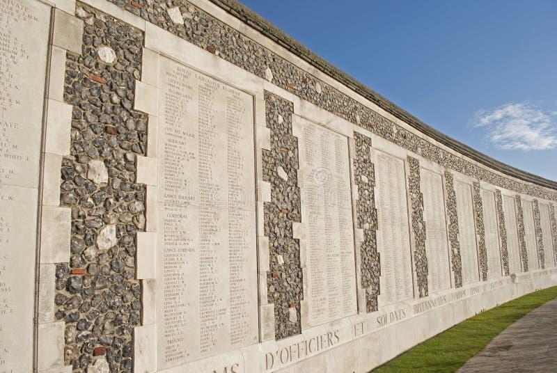 Cemitério do berço de Tyne imagem de stock royalty free