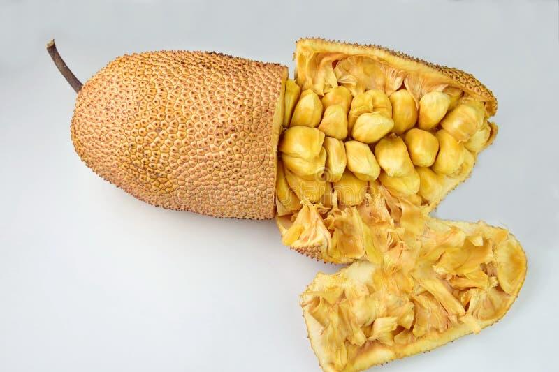 Cempedak Jumpada thai friut, som stålarfrukt royaltyfri bild
